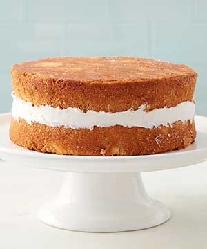 How to make the perfect yellow cake