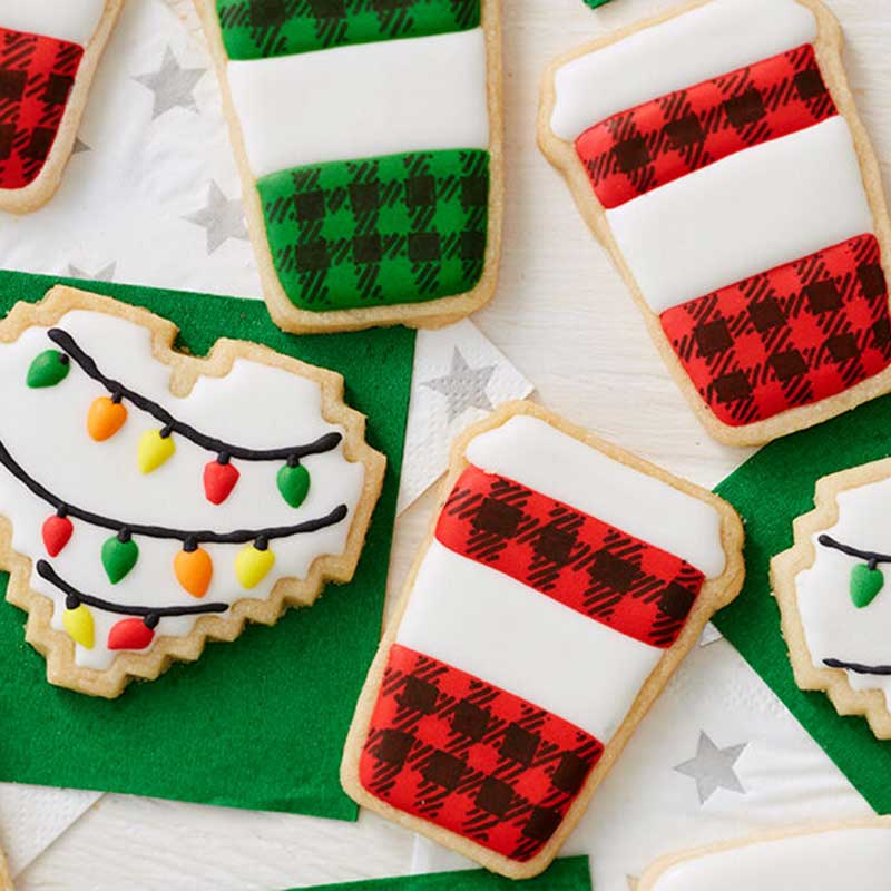 How to Decorate Cookies Like a Pro: Cookie Icing and Decorating