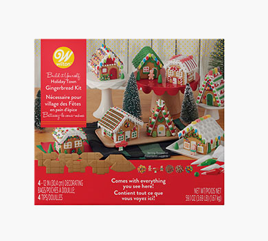 Shop Christmas and Gingerbread Products