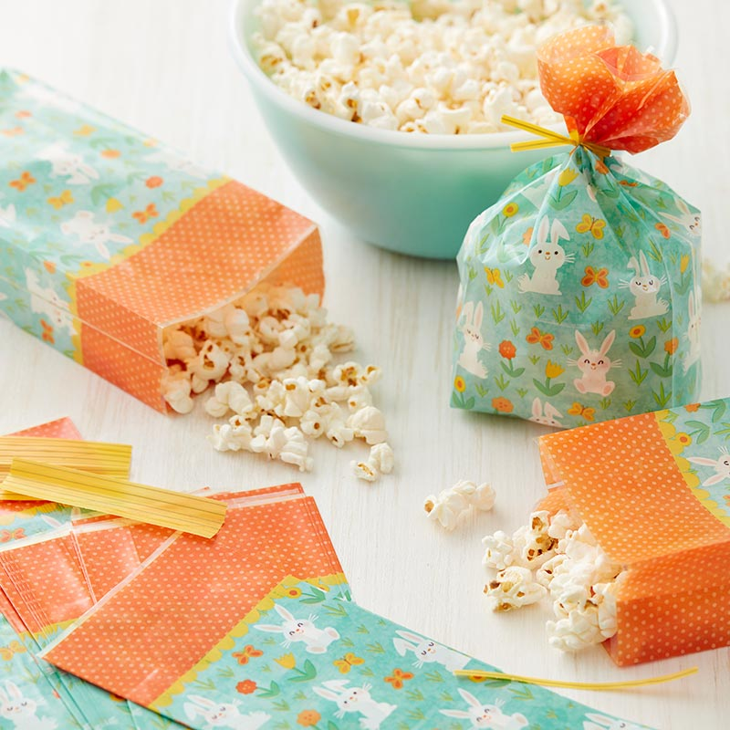 Shop Easter treat bags and cupcake liners