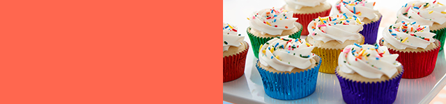 Shop Cupcake Liners and Toppers