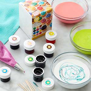 Icing Colors Food Coloring