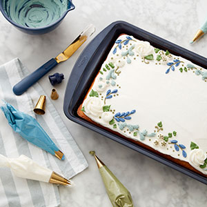 Buttercream and royal icing tools